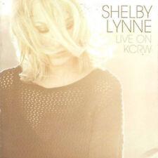 Shelby Lynne - Live on KCRW (CD single, 2008, Lost Highway) LIKE NEW