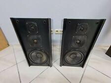 Onkyo SC 560  HiFi Stereo 3-Wege Lautsprecher mit Abdeckung