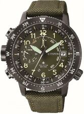Citizen Promaster Eco-drive Perpetual Calendar 200m Bn4045-12x Mens Watch