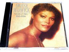cd-album, Dionne Warwick - Greatest Hits 1979-1990, 12 Tracks, Australia