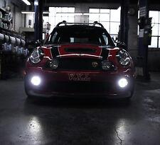 2x Bulbs H8 Fog Light LED 33SMD Lens Cree Bright White 6000K For MINI COOPER