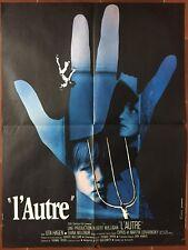 Affiche L'AUTRE The Other UTA HAGEN Robert Mulligan DIANA MULDAUR 60x80cm *