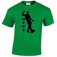 Niño Niña Hype Baile Camiseta Inspiración Juego Cool Camiseta