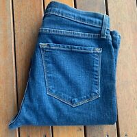Not Your Daughters Jeans NYDJ Size 8 Blue Made in USA Straight Leg