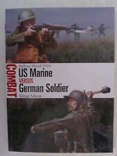 Osprey - US Marine vs German Soldier (Combat 32)