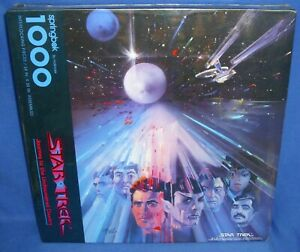 Springbok 1000 Pc Jigsaw Puzzle Star Trek Journey to the Undiscovered Country