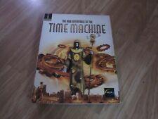 Máquina del tiempo nuevas aventuras de colección de CD-ROM Juego de PC Caja Grande 2000 para Windows
