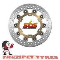 Yamaha FJR 1300 01 02 03 SBS Front Brake Disc Genuine OE Quality 5086