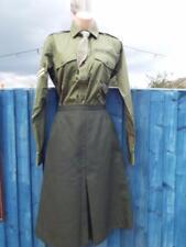 Royal Air Force RAF full uniform cpl Skirt og shirt & tie WRAF fancydress 6-8