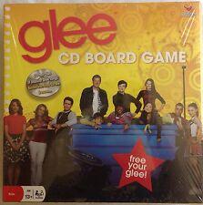 Glee Cd Board Game 2010