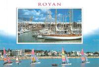 ROYAN - le port et la grande plage - multi-vues