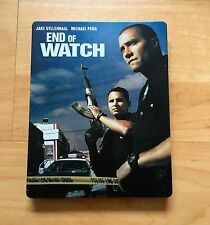 End Of Watch - Blu-ray Steelbook - Japan Exclusive Edition