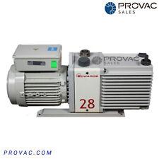Edwards E2M28 Rotary Vane Pump, Rebuilt by Provac Sales, Inc.