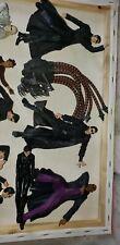 Mcfarlane Matrix Series 1 ans 2 Figures Lot Rare Loose (Includes Rare Sentinel.