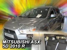 HEKO 23365 Windabweiser 4 teilig MITSUBISHI ASX 5 türig Bj. ab 2010