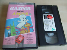 Vintage VHS Video Casper And The Angels  Hanna Barbera