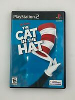 Dr. Seuss' The Cat in the Hat - Playstation 2 PS2 Game - Complete & Tested