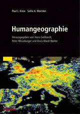 Humangeographie Marston, Sally A. Knox, Paul L.  Buch