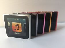Apple Ipod Nano 6th Generation  8gb 16gb Assorted Colors (30 Day Warranty)