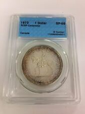 Canadian 1973 RCMP Centennial 1 Dollar SP-69