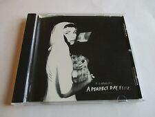 PJ HARVEY A Perfect Day Elise w/ RARE CD SINGLE VERSION PROMO ONLY 1998 USA