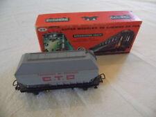 CSFM wagon transport céréales - réf 105 train électrique HO