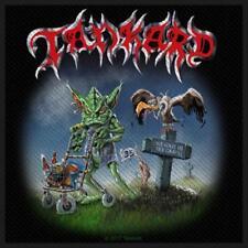 Tankard - One Foot In The Grave Patch - No Información #111499