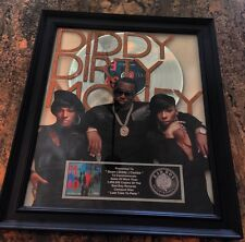 P Diddy Puff Daddy Dirty Money Platinum Record Disc Album Music Award MTV RIAA