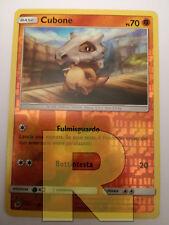 Cubone ® Invasione Scarlatta 52/111 ® Reverse Holo Foil ® Pokemon ® Italiano