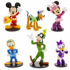 Mickey's Roadster Racers Figures PlaySet, New