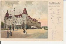 Hamburg-Altona Hotel Kaiserhof gl1905 220.274
