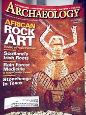 Archaeology July/August 2001