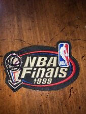1999 NBA Finals Jersey Patch San Antonio Spurs New York Knicks