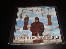 Chant The Benedictine Monks of Santo Domingo De Silos CD Angel CDC 555138 NM