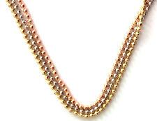 Stylish Maharaja triple chain Beads