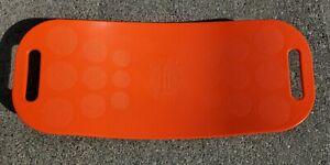 Simply Fit Workout Balance Board • Orange