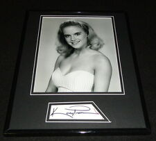 Kelly Preston Signed Framed 11x14 Photo Display C