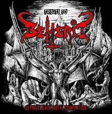 Tribute to Beherit-Satanic Black Metal COMPILATION CD NUOVO