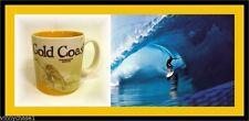 AUTHENTIC/ORIGINAL BRAND NEW 16 OZ STARBUCKS COFFE MUG FM GOLD COAST(AUSTRALIA)