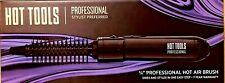 "HOT TOOLS PROFESSIONAL 3/4"" HOT AIR BRUSH AUTHENTIC WITH 7 YEAR WARRANTY HT1579"
