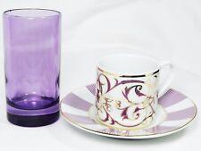 Turco Anatolici Porcellana Multicolore Ottomano Design Set da Caffè + Bicchieri