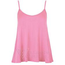 Magliette da donna rosa senza maniche taglia M