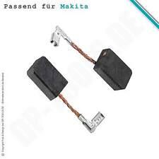 Kohlebürsten Kohlen für Makita Winkelschleifer 9565 CVR 5x11mm (CB-318)
