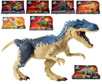 Jurassic World Dual Attack Ages 4+ Toy Dinosaur Fight Dino Play Strike Chomp Fun
