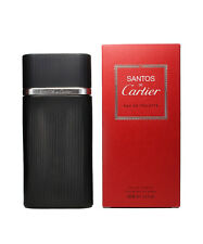 Santos De Cartier Eau De Toilette Spray 3.3 Oz / 100 Ml for Men