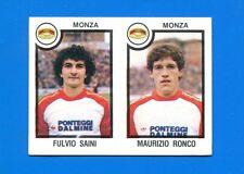 CALCIATORI PANINI 1982-83 Figurina-Sticker n. 493 -SAINI-RONCO MONZA-New