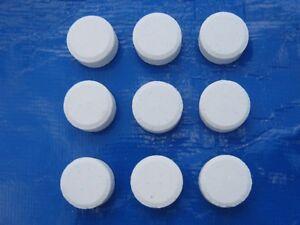 Chlorine  Multifunction Chlorine Tablets 5 IN 1 SWIMMING POOL HOT TUB SPA 20g
