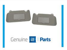 Chevy Equinox  Pontiac Torrent Gray Right & Left Sun Visor set 2005-2009