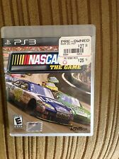 NASCAR The Game 2011, Playstation 3