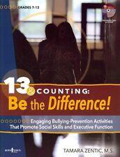 13 & Counting: ser la diferencia: participación intimidación actividades de prevención que P